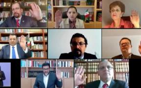 TEPJF rechaza impugnación de Muñoz Ledo a la encuesta de Morena para elegir presidente