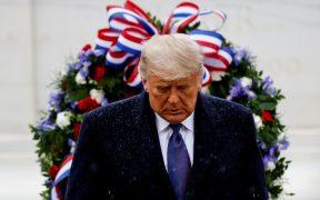 Naufraga en tribunales la ofensiva de Trump contra el triunfo de Biden