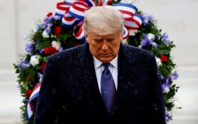 Consideran escenario extremo para que Trump conserve la presidencia