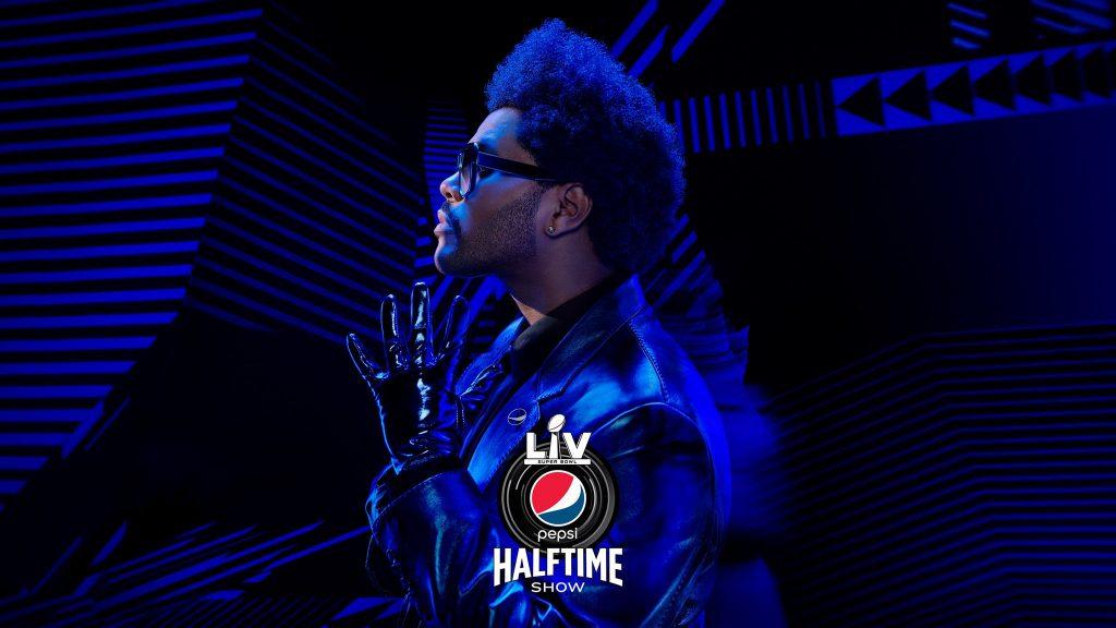 The Weeknd será el artista principal del show de medio tiempo del Super Bowl LV.