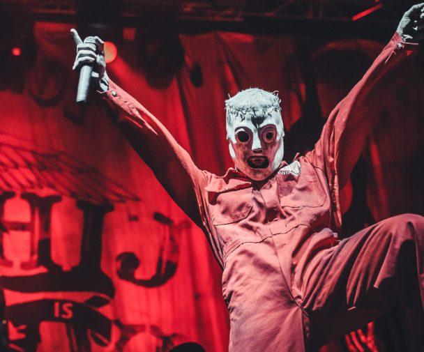 Slipknot regresará a México en 2021 con el Hell & Heaven Metal Fest