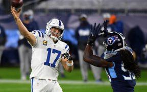 Philip Rivers rebasó las 61,631 yardas de Dan Marino y ya es el quinto mejor pasador de la NFL.