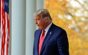 Trump gana Carolina del Norte; suma 232 votos electorales