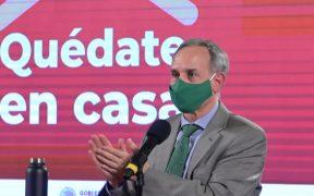 En ningún estado se ha comenzado a aplicar la vacuna contra Covid-19, afirma López-Gatell