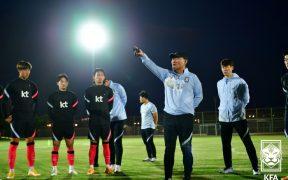 La selección de Corea del Sur enfrentará a México pese a tener siete positivos a COVID-19.