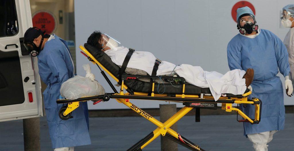 México llega a 2 millones 166 mil contagios y 194 mil 710 muertos por Covid