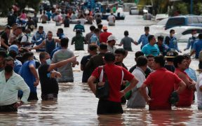 'lota' se convierte en huracán, amenaza a Honduras y Nicaragua