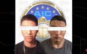 Detienen a dos involucrados en el homicidio del periodista Israel Vázquez Rangel