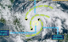 Huracán 'lota' alcanza la categoría 5; se acerca a Honduras y Nicaragua