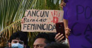 Detienen en Cancún a los presuntos autores intelectuales del feminicidio de Alexis; ambos pertenecen al CJNG