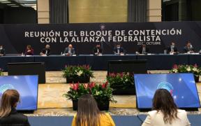 """El """"gobierno más feminista"""" afecta a los estados por recorte de presupuesto: Alianza Federalista"""