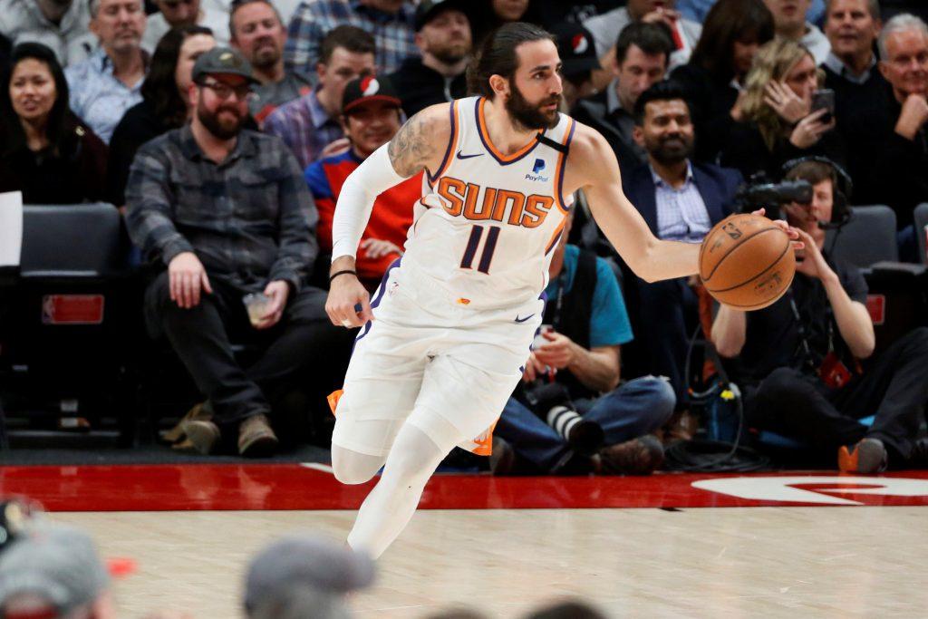 Ricky Rubio dejará los Suns, que lo intercambian por Chris Paul, del Thunder.