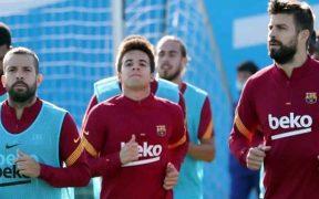 La plantilla del Barcelona verá reducido su límite salarial en 43 por ciento, de acuerdo con LaLiga.