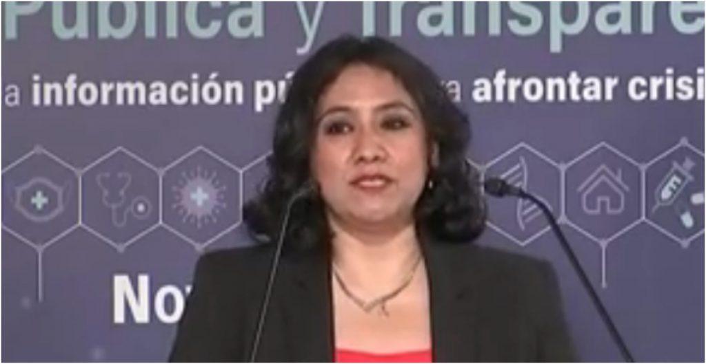 Xóchitl Gálvez acusa que SFP dio carpetazo a investigación por patrimonio de Irma Eréndira Sandoval