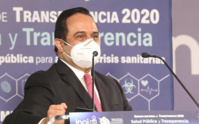 Inai exhorta al gobierno federal a decir la verdad sobre la pandemia en México