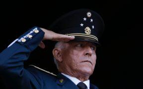 Departamento de Justicia pedirá desestimar cargos contra Cienfuegos en EU para que sea juzgado en México