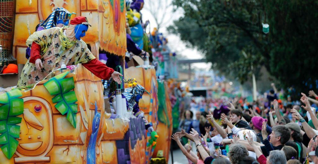 Cancelan desfiles de Mardi Gras en Nueva Orleans por Covid-19