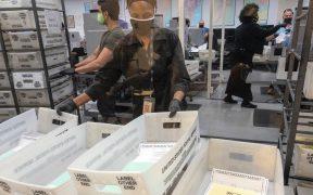 La campaña de Trump disputa Nevada; pide los votos electorales o anular el resultado