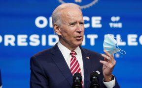 """Republicanos creen que Biden ganó por una elección """"manipulada"""": sondeo"""