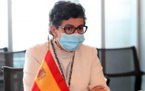 España no ofrecerá disculpas por la Conquista, dice la Ministra de Exteriores
