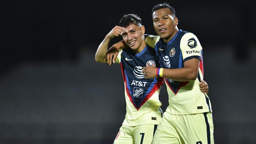 Suárez y Martínez son los dos casos con resultado positivo a COVID-19 que reportó el América.