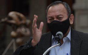 PRD exige que se esclarezca en qué estatus jurídico llegará Cienfuegos a México