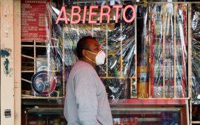 Actividad económica en México baja 6.2% interanual en octubre: Inegi