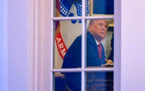Trump busca persuadir a legisladores republicanos de Michigan y Pennsylvania para que intervengan