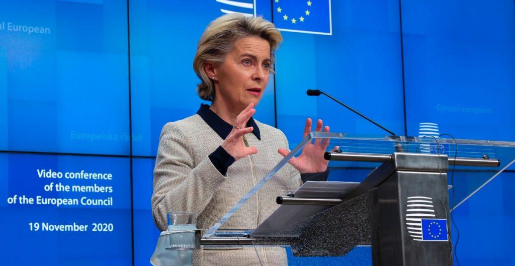 La UE podría aprobar las vacunas contra Covid-19 de Pfizer y Moderna en diciembre