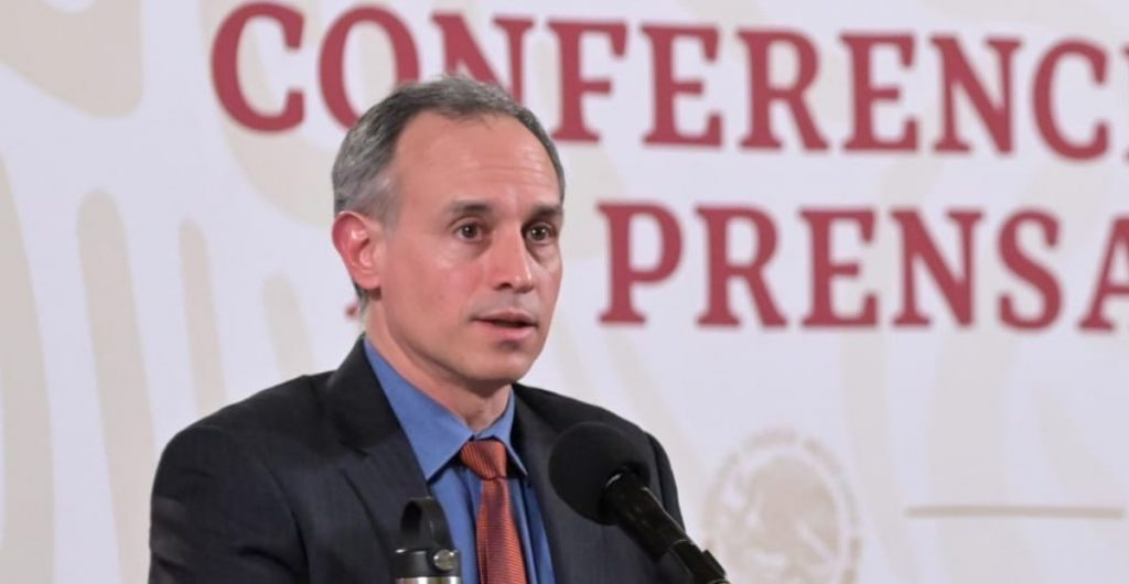 "Cifra de 100 mil muertes por Covid-19 es ""inusual"": López-Gatell"