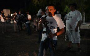 Habitantes de Tepalcatepec se arman contra el CJNG; el gobierno no apoya, acusan