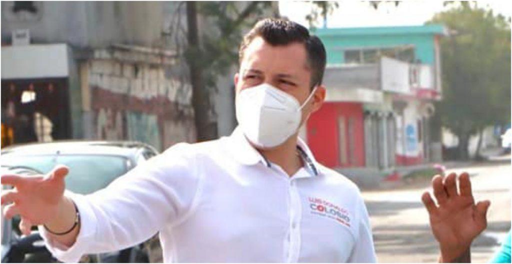Luis Donaldo Colosio Riojas, diputado local de Nuevo León
