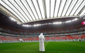 El Estadio Al Bait será donde dentro de dos años se celebrará la inauguración del Mundial de Qatar 2022.