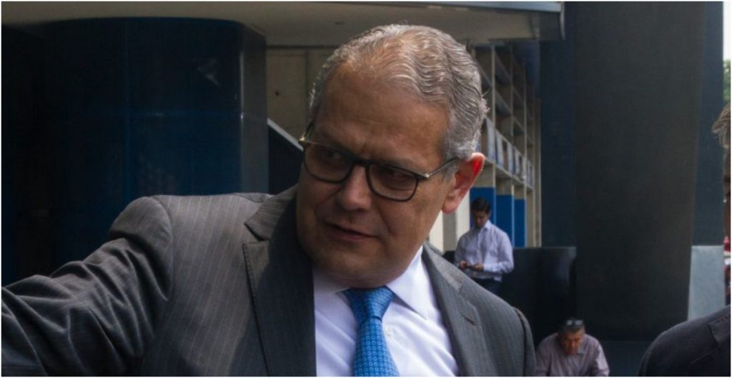 Luis Robles Miaja, expresidente de la ABM