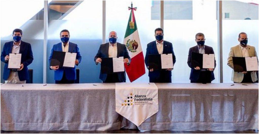 Alianza Federalista firma controversia constitucional para evitar la extinción de fideicomisos