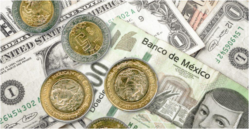 El peso cierra su tercera semana consecutiva con ganancias; cotiza en 20.07 unidades por dólar