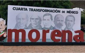 Morena se une a PT, PVEM y Nueva Alianza para las elecciones del 2021 en Nuevo León