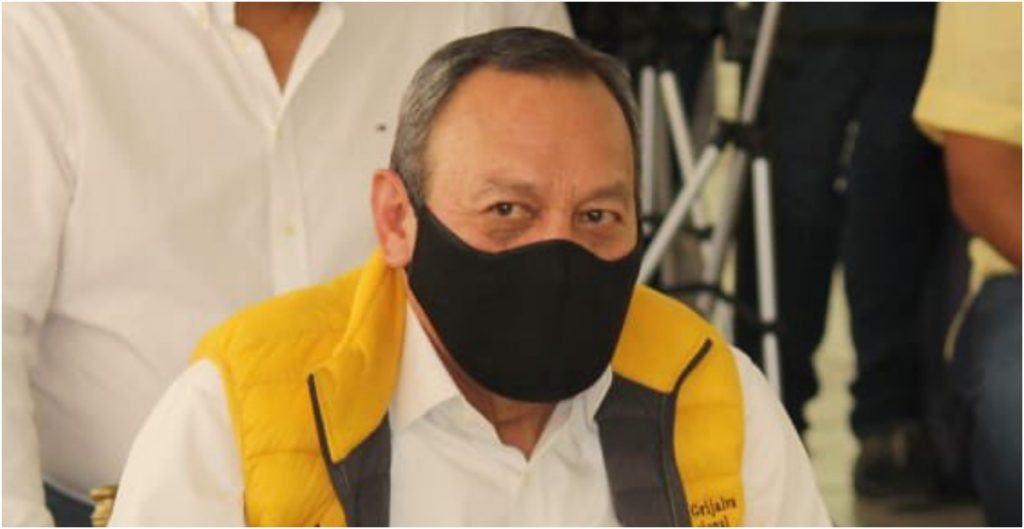 Jesús Zambrano, dirigente nacional del PRD