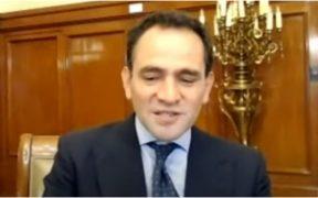 Arturo Herrera, titular de la SHCP