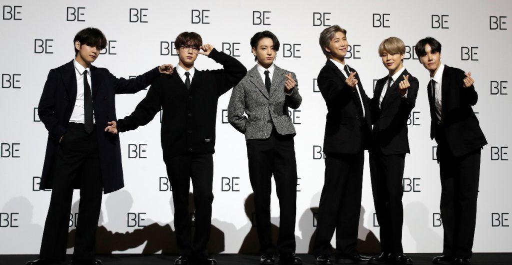 """BTS estrena """"BE"""", su segundo álbum del 2020"""