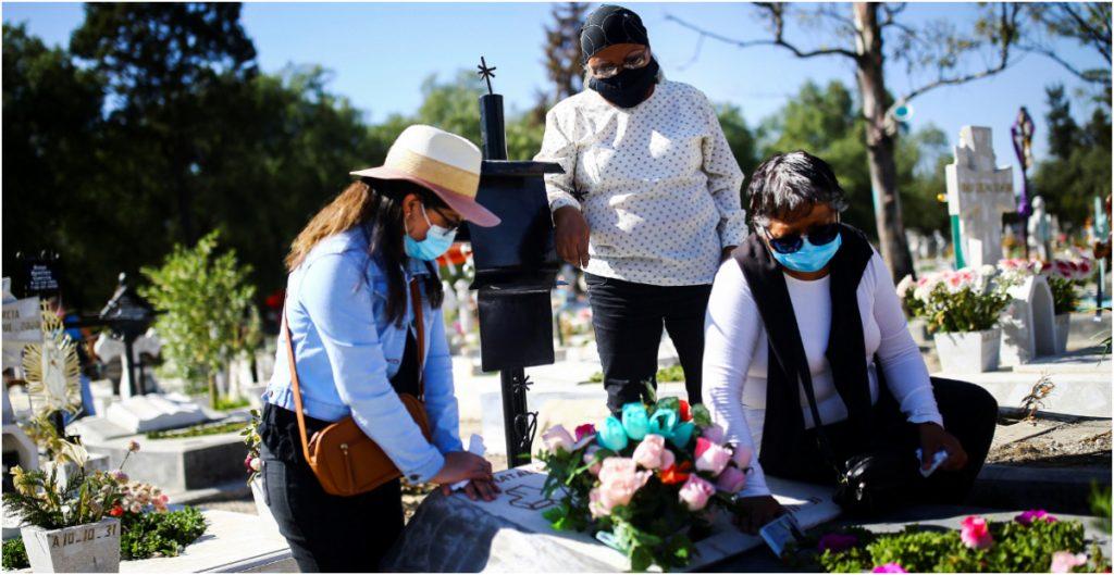 México supera las 125 mil muertes por Covid-19