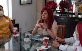 Layda Sansores buscará la candidatura a la gubernatura de Campeche