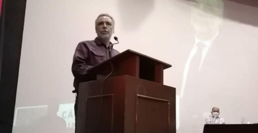 Llama Ramírez Cuéllar a legisladores para aprobar iniciativa para regular el outsorcing
