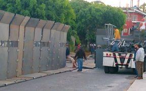 Guardia Nacional desaloja plantón de opositores a la termoeléctrica de Morelos