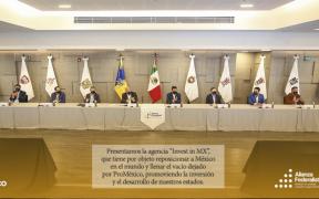 Alianza Federalista lanza plataforma para impulsar inversión extranjera en estados