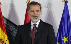 El rey de España, en cuarentena tras tener contacto con un caso positivo de Covid