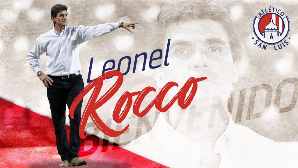 El Atlético de San Luis se 'encomienda' al técnico uruguayo Leonel Rocco