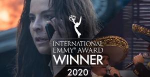 """Segunda temporada de """"La reina del sur"""" gana Emmy Internacional como Mejor Programa no inglés"""