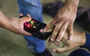 Aplicación de huellas es clave en deportaciones de Estados Unidos