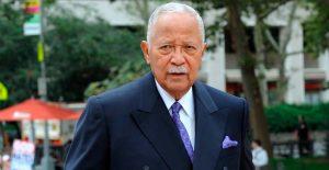 Fallece David Dinkins, el primer y único alcalde afroamericano de NY